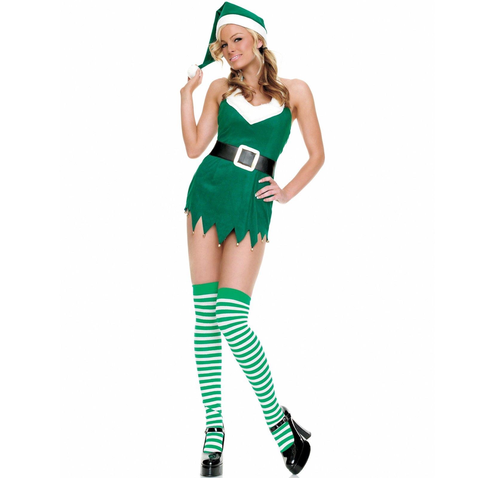 Elf costume sex hentai movie